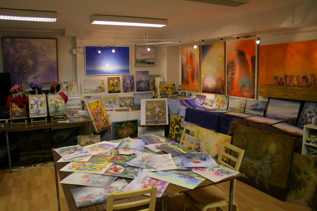 Студия-галерея